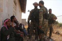 Suara tembakan terdengar di Suriah sehari pascakesepakatan Turki-AS