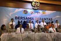 Lanjutkan berantas mafia tanah, Kementerian ATR/BPN koordinasi dengan Polda Banten