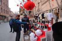 Xinjiang, jantung Jalur Sutera nan Rupawan