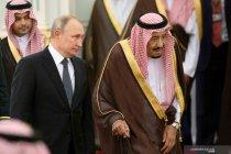 Kunjungan kenegaraan Vladimir Putin ke Arab Saudi