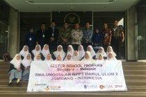 SMA BPPT Darul Ulum kunjungi KBRI Kuala Lumpur