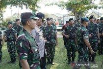 TNI-Polri di Sulsel siap amankan pelantikan Presiden-Wakil Presiden RI