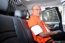 Wali Kota Medan ditahan KPK