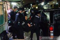 Penggledahan rumah terduga teroris di Bekasi