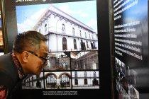 Pameran foto cagar budaya Bank Mandiri
