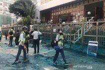 """Masjid Kowloon disemprot \""""water canon\"""", pemimpin Hong Kong minta maaf"""