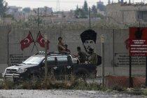 Iran kecam pembangunan pos militer Turki di Suriah