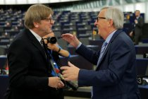 Uni Eropa tunjuk duta besar pertama untuk Inggris Brexit