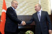 Putin - Erdogan berjanji lanjutkan kerja sama militer