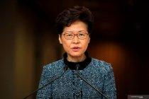 Pemimpin Hong Kong harapkan solusi damai akibat bentrokan