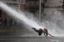 Aksi protes anti pemerintah di Chile terus berlanjut