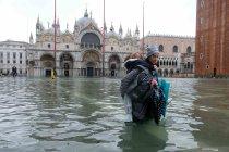 Bila banjir air rob menggenangi kota Venice