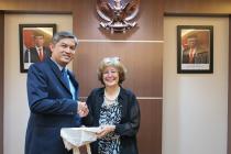 USAID tingkatkan anggaran untuk program pembangunan di Indonesia