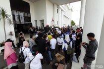 Buruh Batam tolak UMK 2020 dan kenaikan iuran BPJS