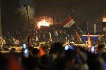 Empat orang tewas dalam serangan bom di Bundaran Tahrir, Irak