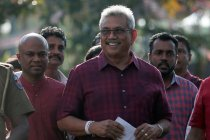 Gotabaya Rajapaksa unggul dalam pemilihan presiden Sri Lanka