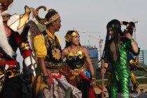 Meriahnya Jakarta cosplay parade 2019