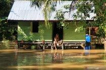 Banjir rendam permukiman warga di Aceh Barat