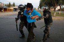 Anggota Kongres Bolivia batalkan pemungutan suara mengenai Morales