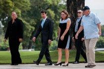 Menhan AS perintahkan pengamanan basis militer pascapenembakan Florida