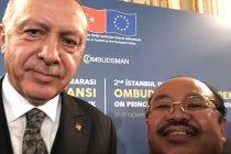 Ombudsman Indonesia terpilih sebagai Dewan Direksi Ombudsman Asia