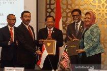 Indonesia - Malaysia tanda tangani survei batas internasional