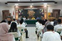KPK latih 60 pemuda dari Jateng terkait pencegahan korupsi