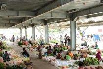 Wisata belanja baru di Jayapura : Pasar Pharaa Sentani