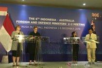 Menhan RI apresiasi kerja sama militer dengan Australia