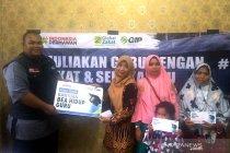 ACT Purwokerto serahterimakan bantuan untuk guru
