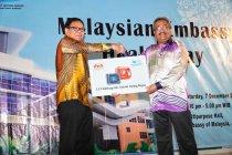 Sambut Hari Kesehatan Kedubes Malaysia, IJN gelar tes ekokardiografi gratis
