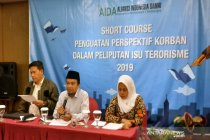 AIDA kampanyekan perdamaian korban dan mantan narapidana terorisme