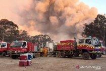 Australia siap hadapi kebakaran lagi terkait prakiraan suhu ekstrem