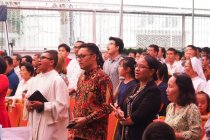 Warga Indonesia di Vietnam rayakan Natal di KJRI Ho Chi Minh City