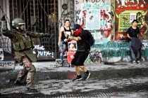 PBB: Chile harus tuntut polisi gunakan kekuatan berlebihan