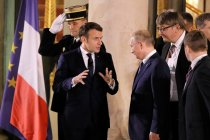 Macron desak Iran bebaskan WN Prancis segera