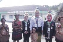 Wabup Tolikara sambut kedatangan Surveyor KARS