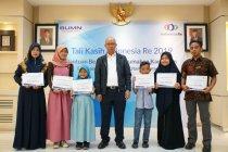 Program Tali Kasih, Indonesia Re berikan beasiswa dan bantuan perumahan