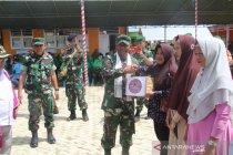 Kodim 1314/GU gelar baksos peringati Hari Juang TNI-AD