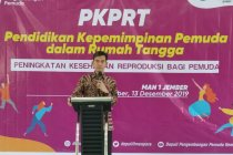 Perkuat bekal ketahanan keluarga milenial, Kemenpora luncurkan PKPRT