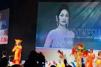 Princess Megonondo ikut ajang Miss World London