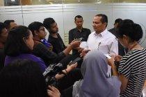 Plt Kepala BNP2TKI sampaikan pernyataan pers tahunan