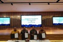 Teken MoU, Indonesia Re Group tempatkan dana deposito pada Mandiri Syariah