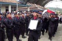 Brimob yang gugur di Poso, dimakamkan di Pandeglang