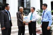 TASPEN salurkan bantuan untuk korban banjir pegawai Mahkamah Agung