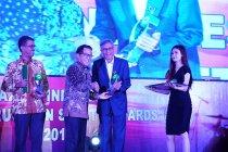 Hutama Karya dan anak perusahaan dianugerahi penghargaan pada A2K4 – Indonesia Construction Safety Awards 2019