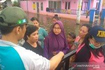 Banjir Samarinda rendam 12 kelurahan