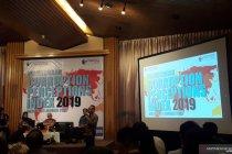 Indeks Persepsi Korupsi Indonesia pada 2020 melorot 3 poin