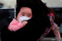 Menteri Inggris: Wabah virus corona jadi perhatian besar dunia