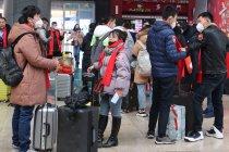 China butuh 60 juta masker per hari, baru terpenuhi 20 juta